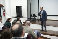 _DSC1265 Il presidente dell'ISRE Bruno Murgia apre il Festival
