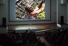 _DSC1592 Una scena del film Sobre la Marxa