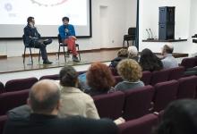 _DSC1649 Il regista Pietro Marcello dialoga con il pubblico